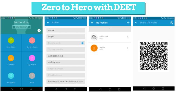 seet app contact sharing