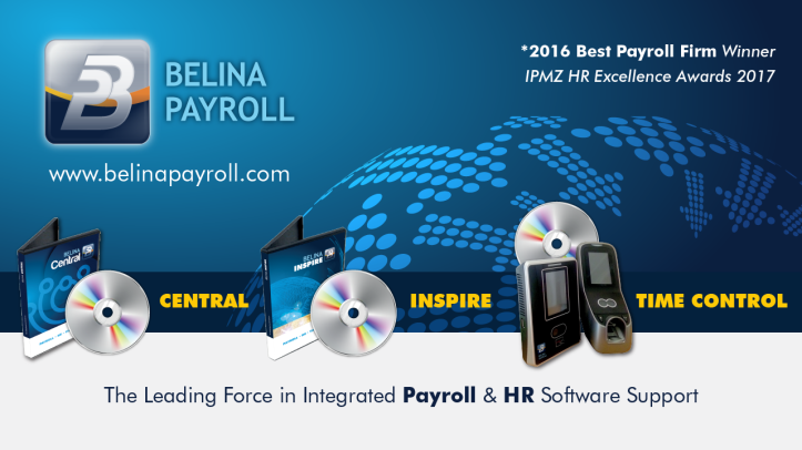 Belina Payroll - The Leading Force in integrated Payroll and HR Software Support