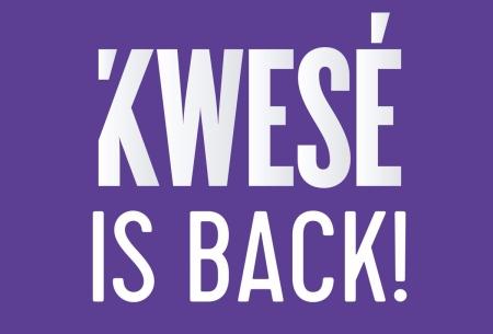 Kwese is Back